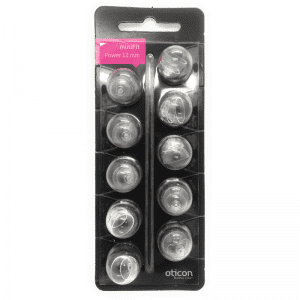 Oticon MiniFit Power 12 mm domes