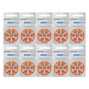Power One P13 Oranje 10pack